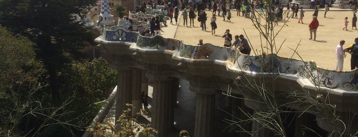Parc Güell is one of Barcelona -: Places Worth Going To!.