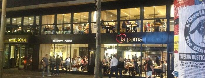 Bar La Poma is one of Lieux qui ont plu à Tunç.