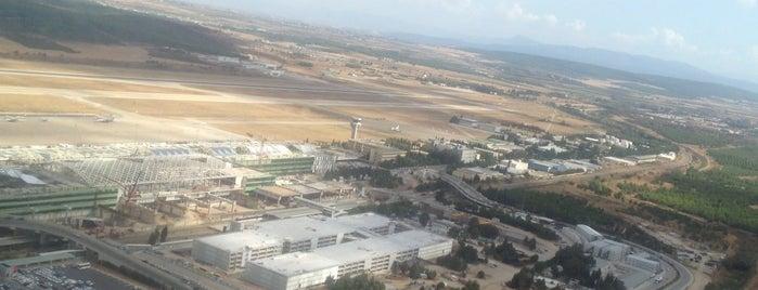 İzmir Adnan Menderes Havalimanı (ADB) is one of Lieux qui ont plu à Tunç.
