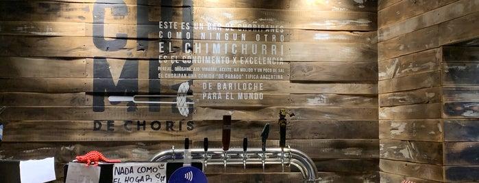 Chimi Bar de Choris is one of BRC.