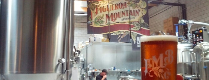 Figueroa Mountain Brewing Company is one of California Breweries.