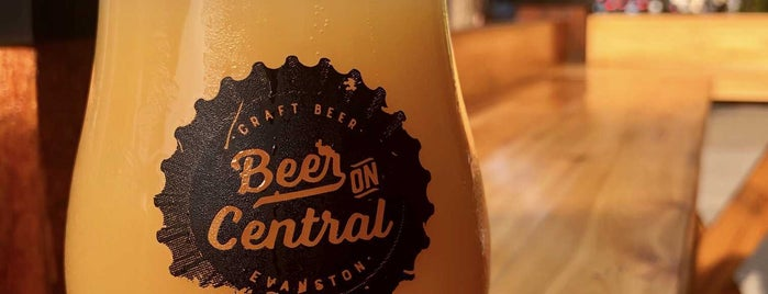 Beer on Central is one of There's No Place Like Home.