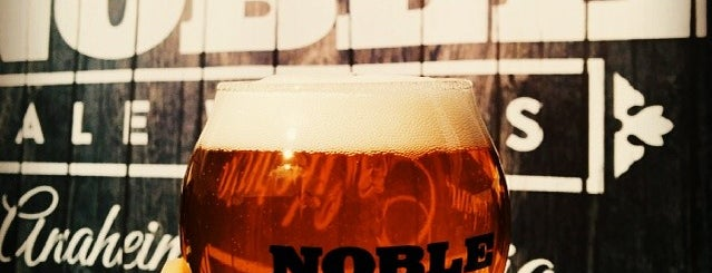 Noble Ale Works is one of Los Angeles + SoCal Breweries.