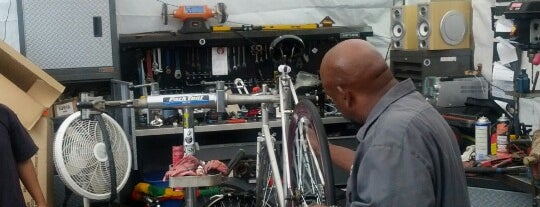 The Bicycle Whisperer is one of LOS ANGELES.