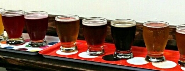 Smog City Brewing Company is one of Los Angeles + SoCal Breweries.
