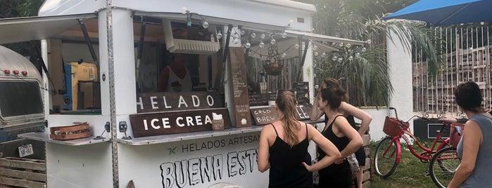 helados buena estrella is one of Tulum.