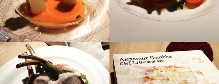 Le Calandre is one of The World's Best Restaurants.