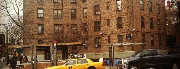 Queensbridge Houses - NYCHA is one of PRTS.