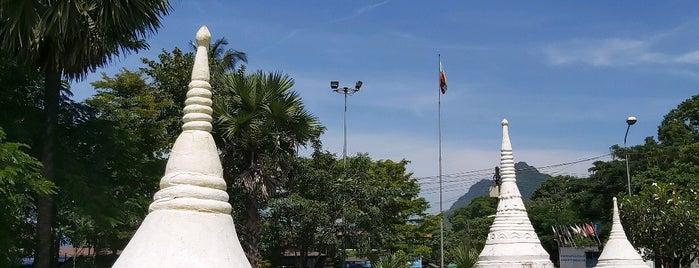 Three Pagodas Pass is one of Vee : понравившиеся места.