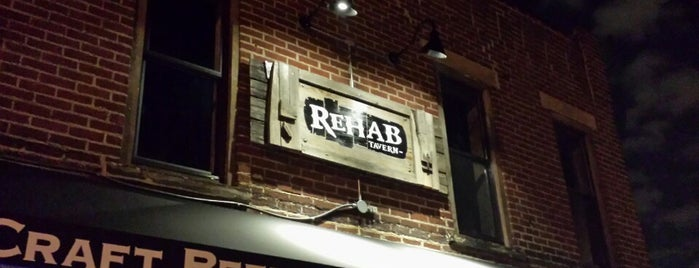 Rehab Tavern is one of Columbus, OH.