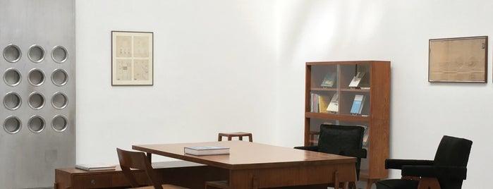 Galerie Patrick Seguin is one of Paris.