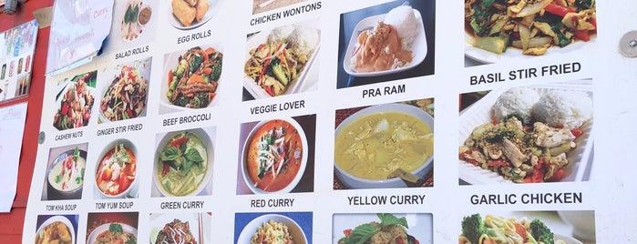 San Thai Food Cart is one of Good near Simple HQ.