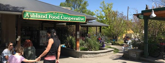 Ashland Food Cooperative is one of Matt'ın Beğendiği Mekanlar.
