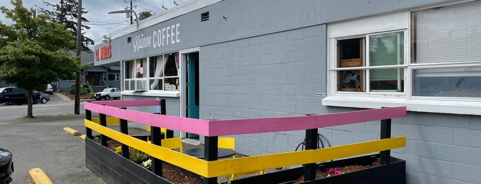 Kainos Coffee is one of Portland.