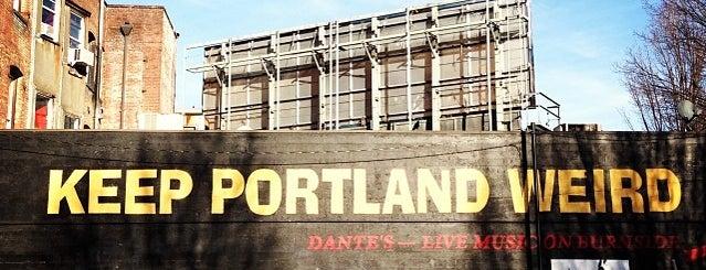Keep Portland Weird is one of Portlandia Pilgrimage.