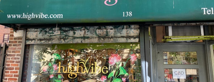 High Vibe is one of Health & Beauty NYC.
