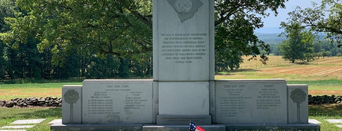South Carolina Monument is one of places we like.