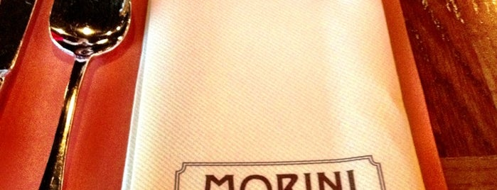 Osteria Morini is one of fri.