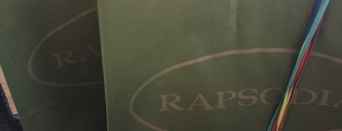 Rapsodia is one of Lista de fin de semana.
