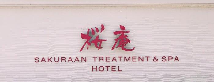 桜庵 河口湖ホテル is one of สถานที่ที่ Iori ถูกใจ.