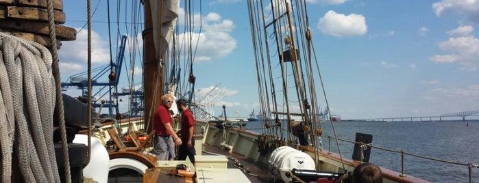 NS Savannah is one of Ocean Liners.