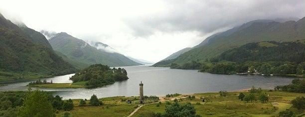 Loch Shiel is one of Black Snake Moan.