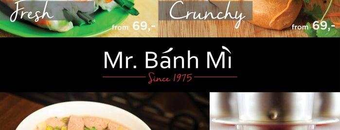 Mr. Bánh Mì is one of PRG Taple Kuchyne.