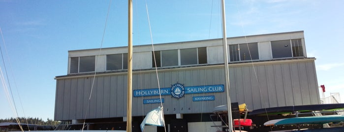 Hollyburn Sailing Club is one of North Shore.