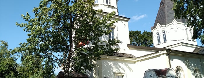 Church Of The Visitation Of The Blessed Virgin Mary is one of Vasiliy 님이 좋아한 장소.