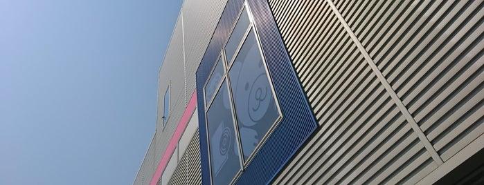 ヤマダ電機 テックランド佐伯店 is one of สถานที่ที่ ZN ถูกใจ.