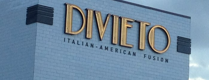 Divieto Italian-American Fusion is one of Restaurants I've Been To.