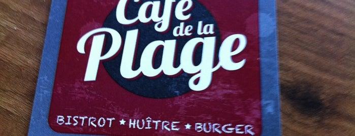 Café de La Plage is one of สถานที่ที่ Marius ถูกใจ.