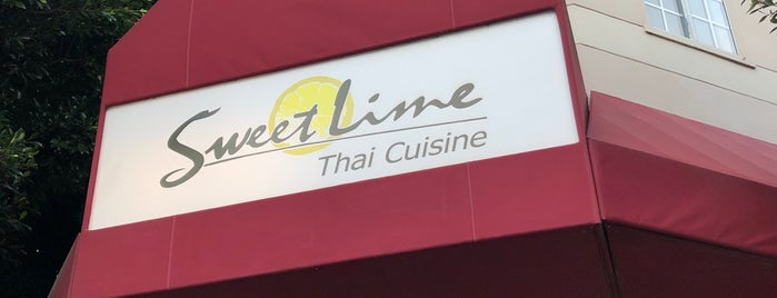 Sweet Lime Thai Cuisine is one of San Francisco.