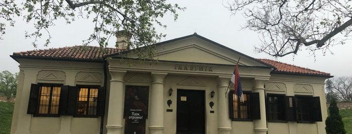 Galerija Prirodnjačkog muzeja is one of Orte, die Carl gefallen.