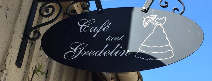 Café tant Gredelin is one of Stockholm Life.