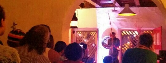 Restaurante Casbah Mourisco is one of Olinda.