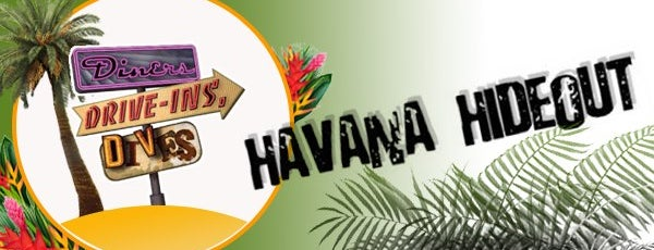 Havana Hideout is one of Top Four Places to Get Sangria in Palm Beach.