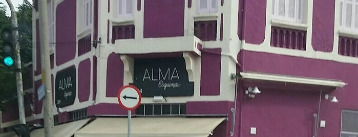 Alma Esquina is one of Marianaさんのお気に入りスポット.