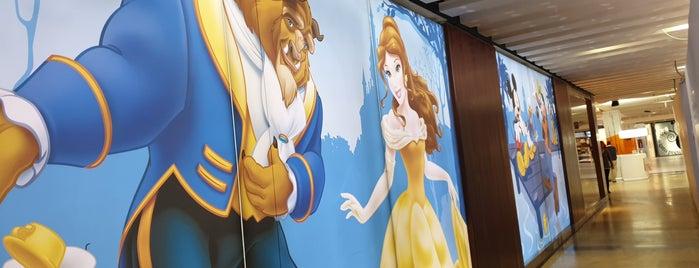 Disney Store is one of Málaga.
