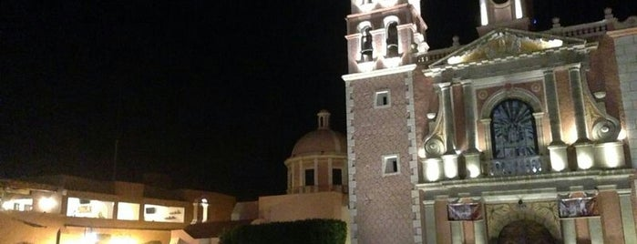 Hotel relox tequisquiapan is one of Foráneos Mex 🚘✈️.