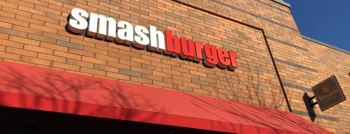 Smashburger is one of Restaurants.