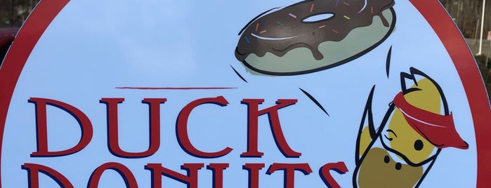Duck Donuts is one of Middletown New Jersey.