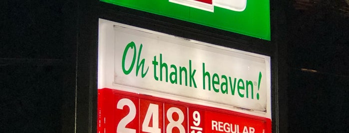 7-Eleven is one of Lugares favoritos de Chris.