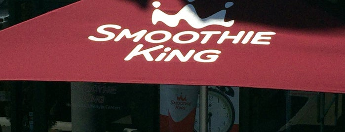 Smoothie King is one of al's Liked Places.