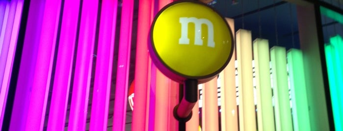 M&M's World is one of London.