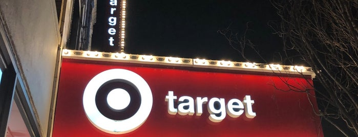 Target is one of Lieux qui ont plu à Jen.