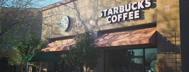 Starbucks is one of Lieux sauvegardés par Scott.