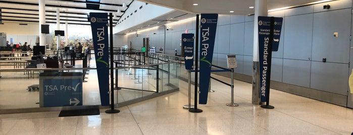 TSA Pre-Check is one of Indiana.