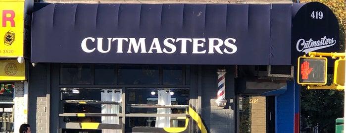 Cut Masters is one of Barbershop.