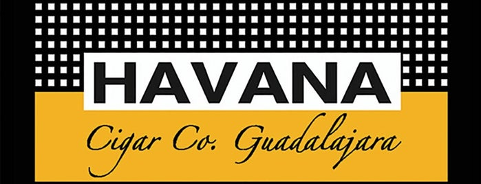 HAVANA cigar co. Guadalajara is one of Gespeicherte Orte von Roberto J.C..